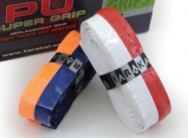 Grip de squash KARAKAL Grip-Pu-Duo-lot-2