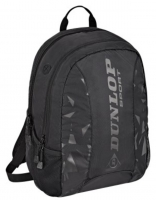 Sac de squash DUNLOP NT-8-BackPack-Noir